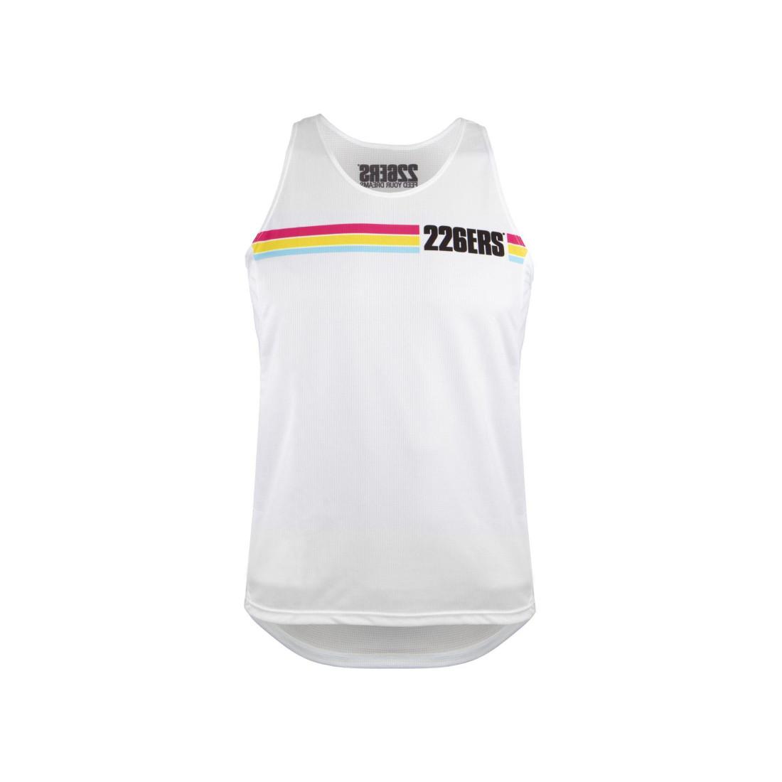 CAMISETA RUNNING TIRANTES - Colour Lines - Regular Fit