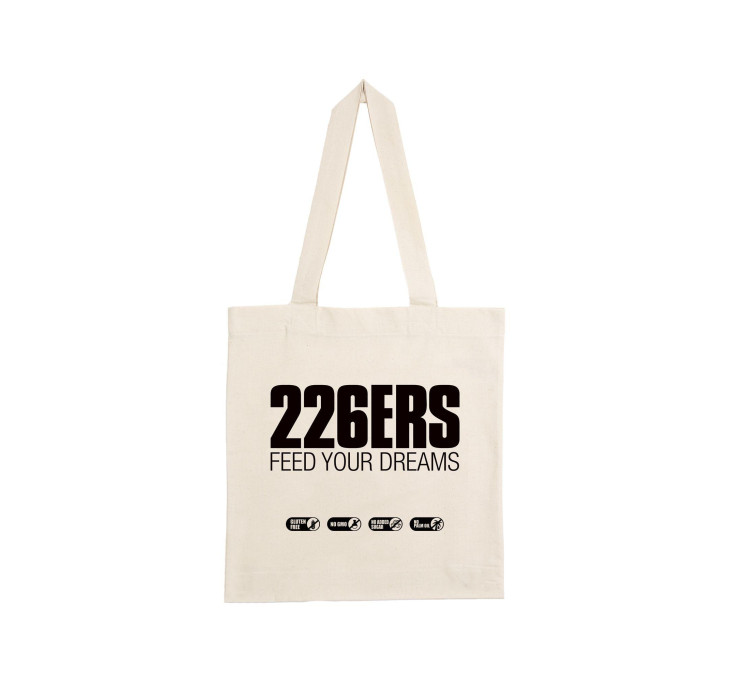 226ERS TOTE BAG - CANVAS